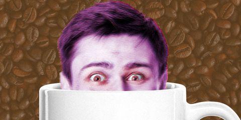 caffeine overdose coffee