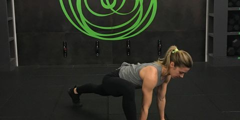 Total-body exercise