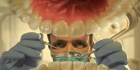 horrifying dentist stories