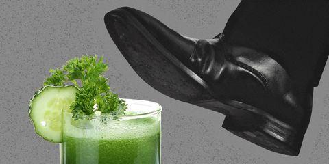 detox diets don't work