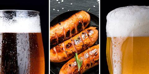 beer meat pairings