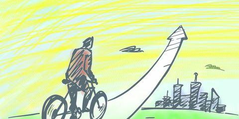 bike goals big resolution new year's
