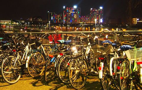 Bikes Officially Outnumber Cars in Copenhagen