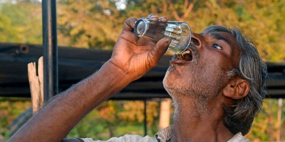 Pay Here Buy Here >> Indian Villagers Drink Cow Urine to Cure Acne | Men's Health