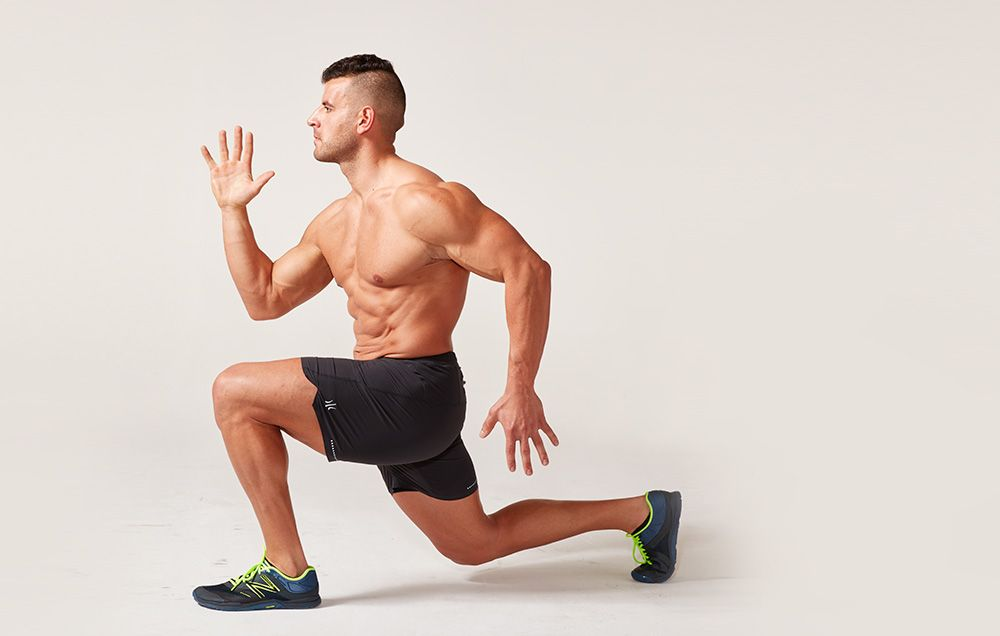 The Lower Body Workout For Strength Speed And Stability