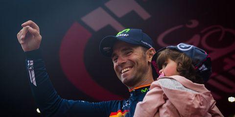 podium with kids