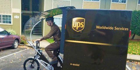 ups e-bike portland