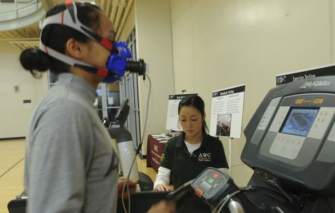 Should Your Doctor Check Your VO2 Max?