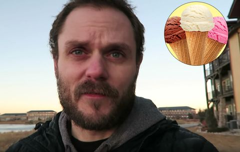 This Guy Is Going On an Ice Cream Diet to Lose Weight, and Experts Say It Will Actually Work