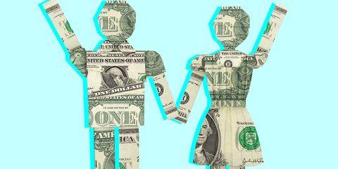 keep money separate in marriage