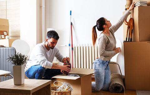 How Your Relationship Changes When You Finally Move In Together