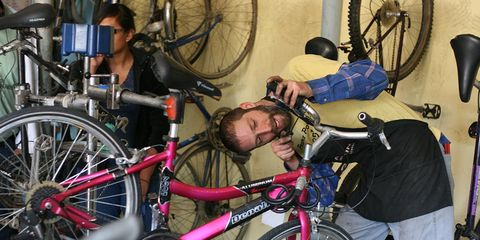 The Joy of Not Fixing Your Bike.
