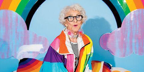 baddie winkle instagram star 88 year old life advice