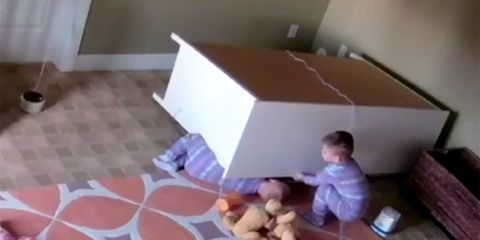 twins dresser