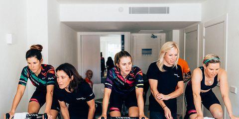 zwift academy canyon sram women's cycling