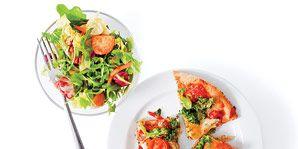 Food, Cuisine, Ingredient, Leaf vegetable, Dish, Salad, Recipe, Tableware, Produce, Garnish,
