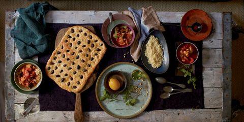 Cuisine, Food, Meal, Tableware, Dish, Serveware, Dishware, Plate, Bowl, Ingredient,