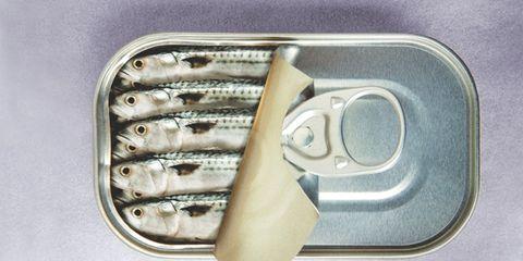 Metal, Seafood, Silver, Fish,