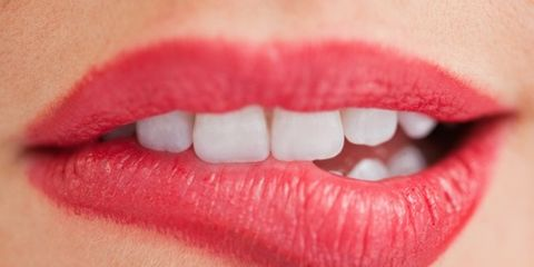 Lip, Skin, Red, Eyelash, Tooth, Pink, Jaw, Organ, Tints and shades, Beauty,