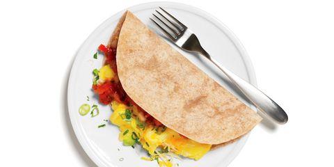 Dishware, Food, Cuisine, Ingredient, Tableware, Dish, Breakfast, Plate, Meal, Cutlery,