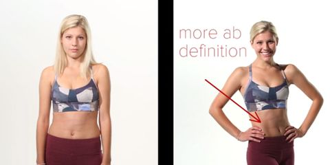 fake before and after weight loss photos