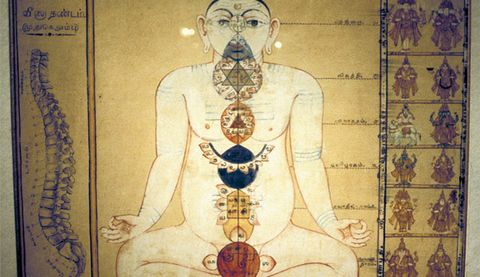 The Secrets In Your Chakras
