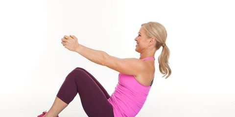 Human leg, Elbow, Shoulder, Wrist, Exercise, Joint, Active pants, Pink, Physical fitness, Magenta,