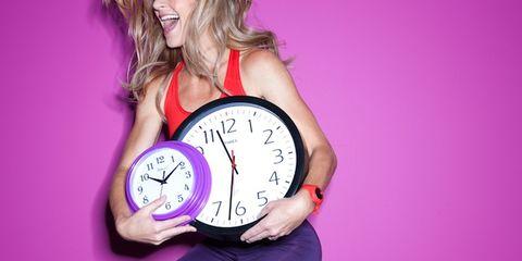 Wrist, Purple, Pink, Watch, Magenta, Analog watch, Clock, Lavender, Violet, Tooth,