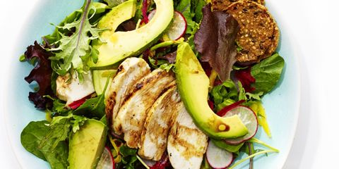 Nutritionists' healthy 5-minute meals