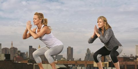 Fitness Plan Track 2: Strength Training Moves For Faster Toning