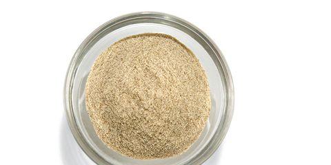 Ingredient, Spice, Beige, Circle, Close-up, Seasoning, Silver, Celery salt, Powder,