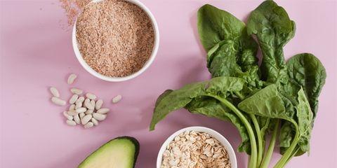 Food, Ingredient, Produce, Leaf, Leaf vegetable, Spice, Natural foods, Flowering plant, Seed, Vegan nutrition,