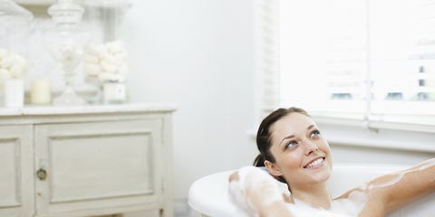 herbal baths for health and wellness