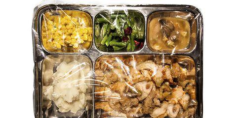 Healthy, Delicious Frozen Meals