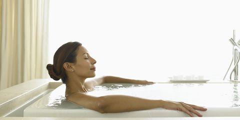 healing herbal baths