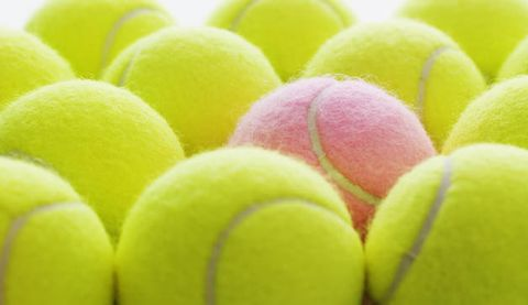 10 Pain-Fighting Moves You Can Do With A Tennis Ball