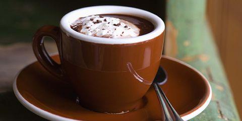 hot chocolate recipe