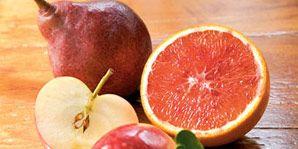 Produce, Natural foods, Food, Fruit, Red, Leaf, Citrus, Ingredient, Grapefruit, Whole food,
