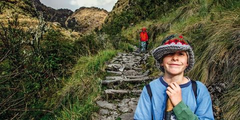 People in nature, Adventure, Trail, Wilderness, Hiking, Fell, Walking, Backpacking, Outcrop, Mountain pass,