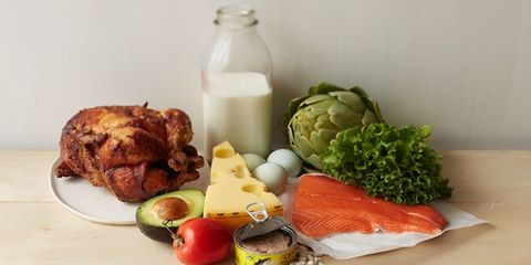Food, Ingredient, Hendl, Cuisine, Vegan nutrition, Produce, Turkey meat, Roast goose, Meal, Tableware,