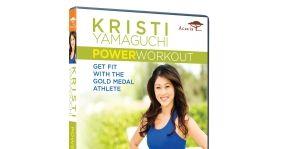 Fitness DVD Review: Kristi Yamaguchi: Power Workout