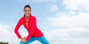 stretch for a lean body