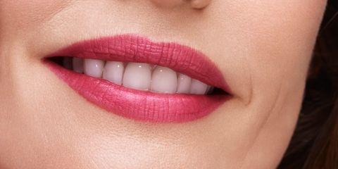 Lip, Cheek, Mouth, Skin, Chin, Tooth, Eyebrow, Eyelash, Facial expression, Beauty,