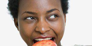 Befriend more fiber foods and skimp on the sugar