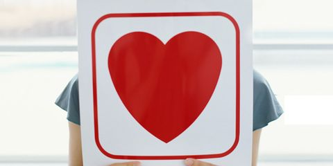 Finger, Red, Heart, Nail, Carmine, Love, Thumb, Coquelicot, Paper product, Gesture,