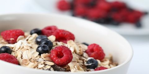 Food, Produce, Fruit, Cuisine, Ingredient, Tableware, Frutti di bosco, Breakfast, Berry, Breakfast cereal,