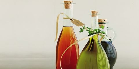 infused healthy oil