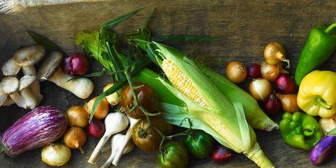 Whole food, Vegan nutrition, Natural foods, Food, Produce, Local food, Ingredient, Vegetable, Food group, Onion,