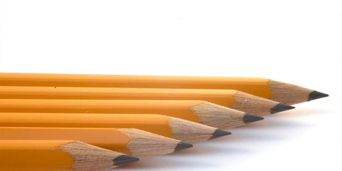 Yellow, Pencil, Stationery, Match, Writing implement, Graphite, Paper product, Office supplies, Paper,