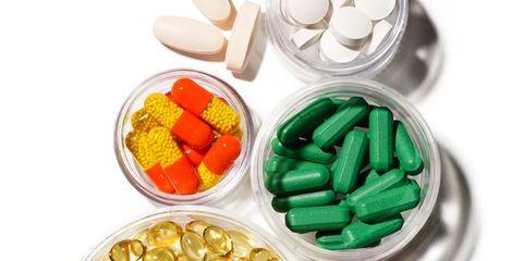 Pill, Medicine, Capsule, Prescription drug, Pharmaceutical drug, Amber, Orange, Analgesic, Medical, Food storage containers,